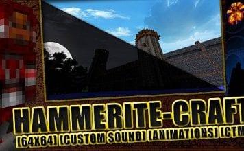 Hammerite - Craft Resource Pack 1.8.8
