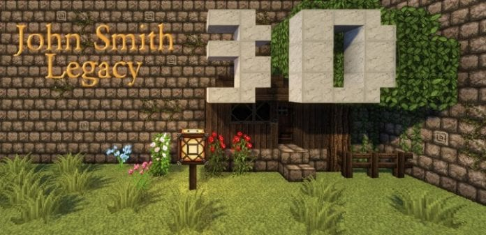 John Smith Legacy Resource Pack 1.13