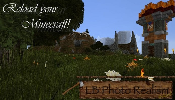 minecraft lb photo realism texture pack 64x64