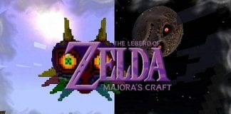 Ocarina of Time and Majoras Mask Resource Pack