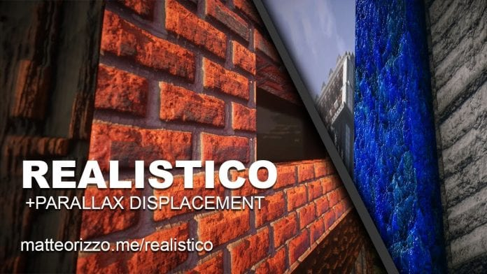 Realistico Resource Pack 1.12.2