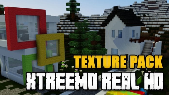 Xtreemo Real HD Resource Pack 1.12.2