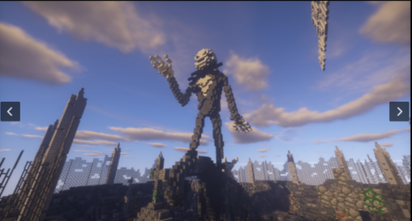 Nightmare Before Christmas Minecraft Texture Pack 1.8.8 Download
