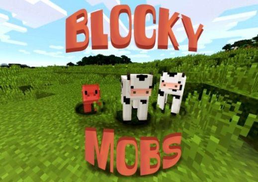 minecraft mob texture packs