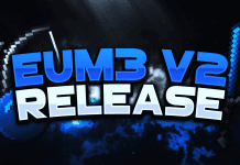 Eum3Blue V2 PvP Texture Pack