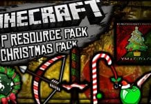 CHRISTMAS PVP texture Pack for Minecraft 1.8 - by UnCle Dr3w