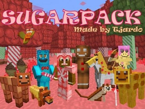 Sugarpack Resource Pack 1 11 2 - Minecraft PvP Texture Packs