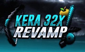 Kera Revamp PvP Texture Pack