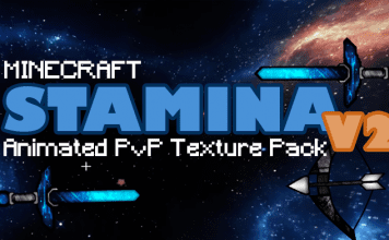 Stamina V2 Animated PvP Texture Pack