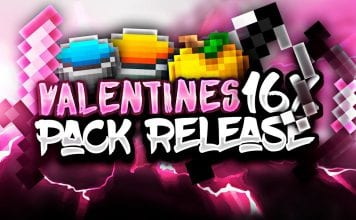 Valentine's Day PvP Texture Pack