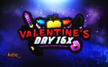 Valentine's PvP Texture Pack
