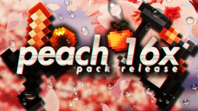 Peach 16x PvP Texture Pack