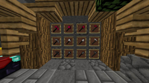Strawberry Mentos PvP Texture Pack - 3