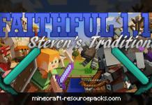 Faithful 64x 1.14.4 / 1.14.3 - Faithful 1.14 64x64 - Steven's Traditional