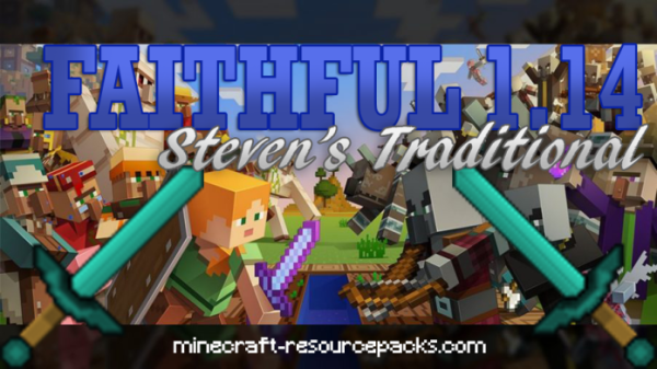 Faithful Resource Pack 1 12 2 Archives