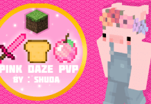 Pink Daze PvP Texture Pack - 1