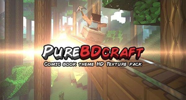 Sphax PureBDCraft 1 14 2 / 1 14 1 - Best Minecraft Packs