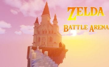 Zelda Battle Arena 1.14.2 / 1.14.1 / 1.14