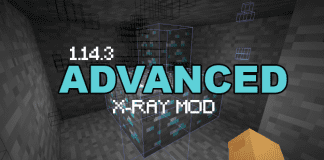 Xray Mod 1.14.3 - 1.14.2 - 1.14.1 - 1.14 - Advanced Xray!