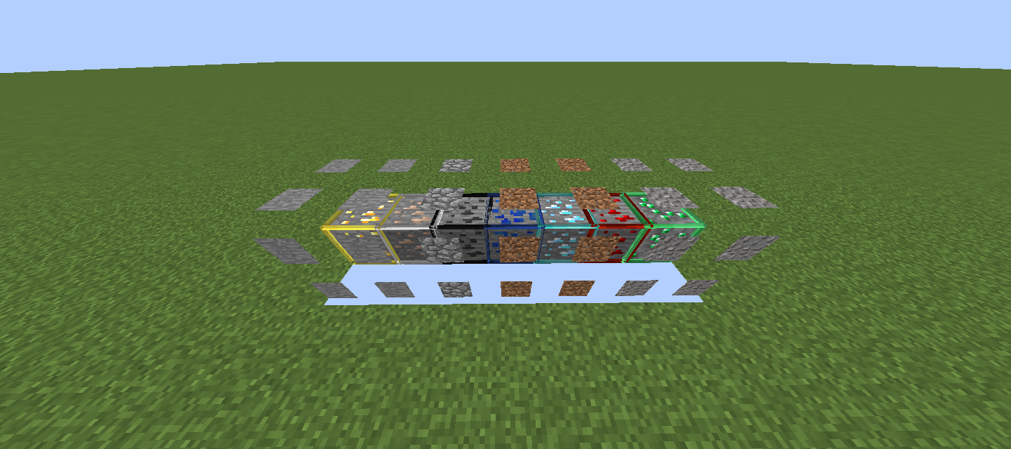Xray Resource Pack 1.14.3 - 1.14.2 - 1.14.1 - 1.14 - 1