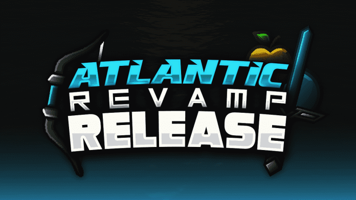 Atlantic V1 Revamp PvP Texture Pack 1.8 / 1.8.9