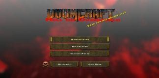 Doom Craft 1.14.4 Resource Pack (32x)