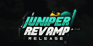 Juniper V1 Revamp Texture Pack 1.8 / 1.8.9