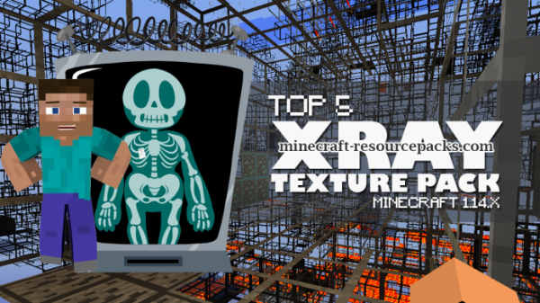 Xray Resource Packs - Top 5 Minecraft Xray Texture Packs 1.14