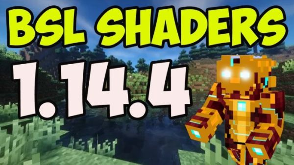 BSL Shaders 1.14.4