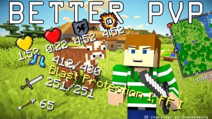 Better PvP Mod 1.14.4