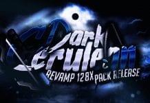 Dark Cerulean Revamp [128x] UHC PvP Texture Pack 1.8.9 / 1.8
