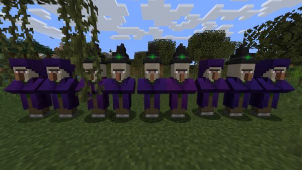 Random Mobs Minecraft - Creature Variety Pack 1.14.4