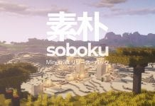 Soboku 1.14.4 [v1.0] (formerly MistyCraft 1.14.4)