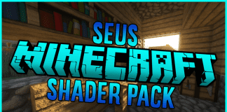 SEUS 1.14.4 - Sonic Ethers' Unbelievable Shaders 1.14.4
