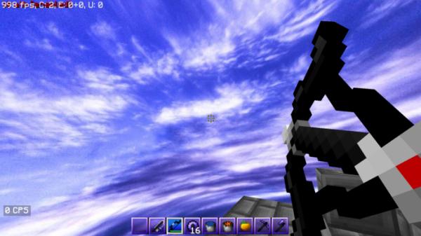 Ultramarine Violet 1.14.4 - 1.8.9 - 1.8 16x FPS Pvp Pack - 3