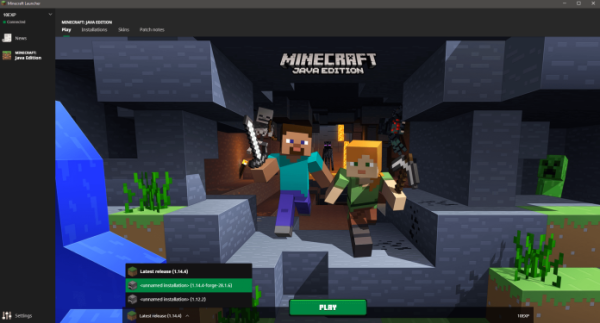 How to Install Minecraft Forge 1.14.4 - 2