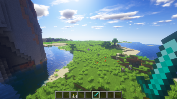 Beyond Belief Shaders 1.14.4 - 2
