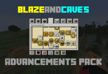 BlazeandCave's Advancements Pack 1.14.4