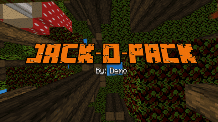 Halloween PvP Texture Pack 1.8.9 / 1.8 by Demo - Main
