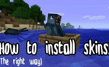 How to Install Minecraft Skins
