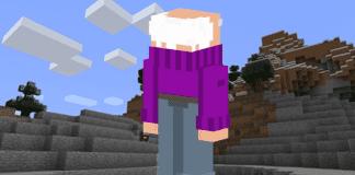 Old Man Skin - 1