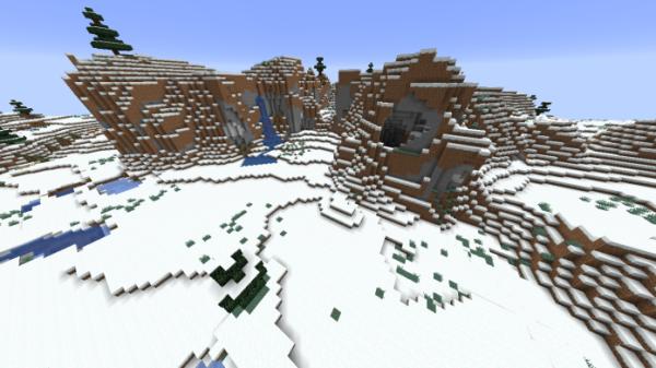 Temple of Doom - Minecraft Seed - 2