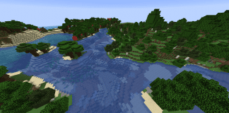 The Township - Minecraft Seed - 1