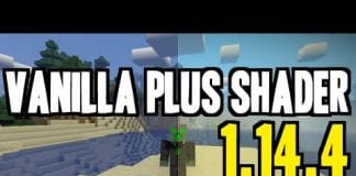 Vanilla Plus Shaders 1.14.4 - MAIN