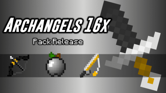 Archangels 16x PvP Texture Pack 1.8.9 - 1.8