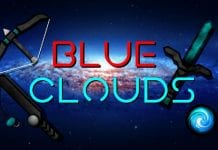 Blue Clouds 1.14.4 256x PvP UHC Minecraft Texture Packs - MAIN