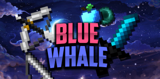 Blue Whale 16x 1.14.4 PvP UHC Minecraft Texture Packs