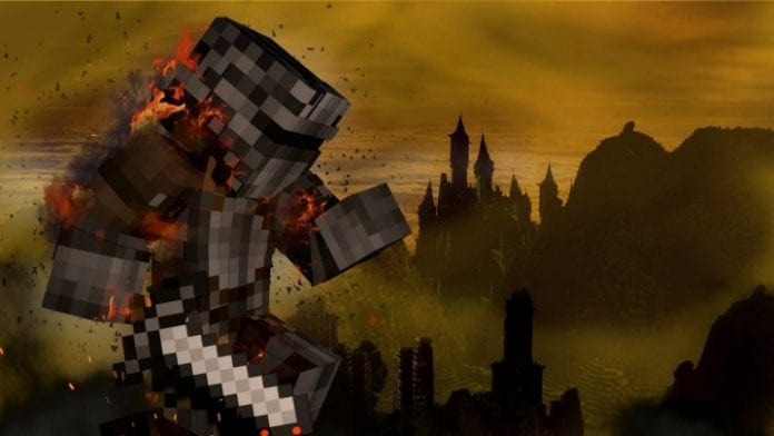 Dark Souls- RPG Modded Adventure - Minecraft Dungeon - main