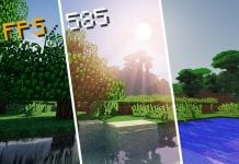 Exposa Unique Shaders 1.14.4 - main