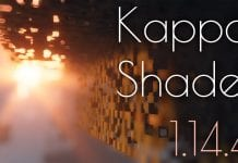 Kappa Shaders 1.14.4